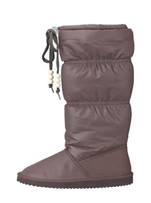 flip*flop snowdrifter 30270 - Botas de nailon para mujer (Marrón)