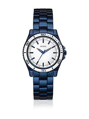 Guess Reloj de cuarzo Woman Azul 36 mm