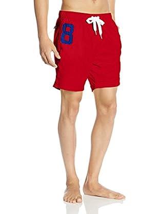 Superdry Shorts da Bagno Premium Waterpolo Short