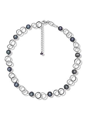 Nova Pearls Copenhagen  Collar de Perla De Agua Dulce 7,5 - 8 mm