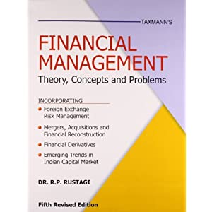 Financial Management - Theory, Concepts and Problems