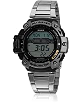 Outdoor Sgw-300Hd-1Avdr-S061 Silver/Blue Digital Watch Casio