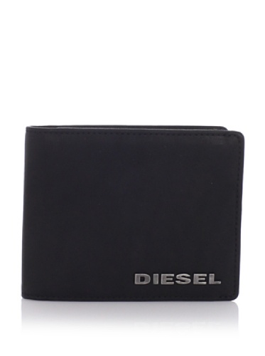 Diesel Men's Jem Jasper Wallet (Black)