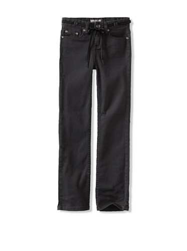 Plan B Boy's Denim Sheckler (Charcoal)