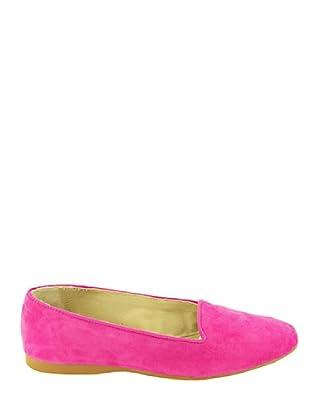 Eye Shoes Sleepers (Fucsia)