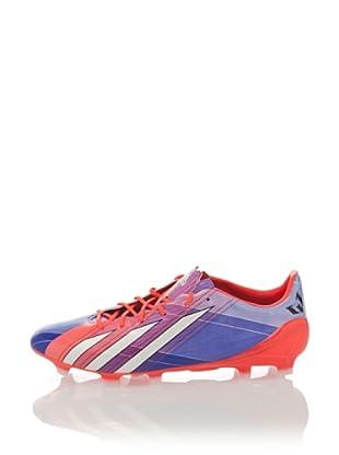 adidas Zapatillas Football Adizero F50 TRX FG Messi (Naranja / Azul)