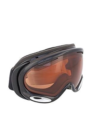 OAKLEY Skibrille 7044 schwarz
