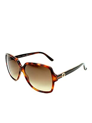 Gucci Gafas de Sol GG 3582/S CC WRR Havana / Negro