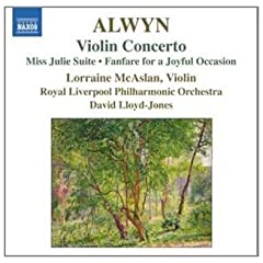 Violin Concerto/Miss Julie Suite