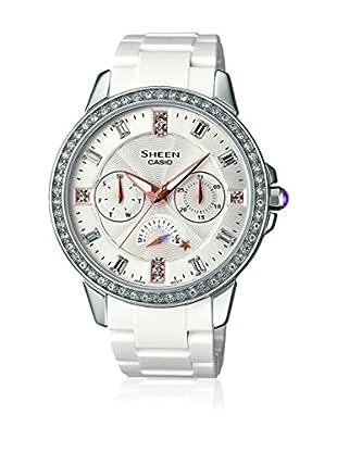 Casio Uhr mit japanischem Uhrwerk SHE-3023-7A