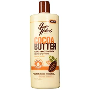 Queen Helene Cocoa Butter Hand and Body Lotion, 946ml