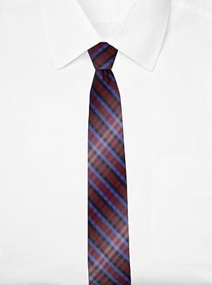 Ben Sherman Men's Benjamin Wardrobe Tie, Red