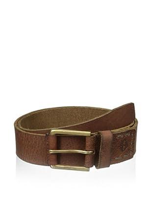 Timberland Men's Pull Up Jean Belt (Brown)