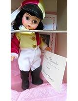 """Madame Alexander 8"""" Doll """"National Velvet"""" 1996 #10409"""