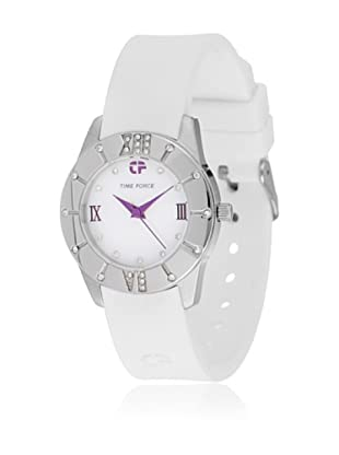 TIME FORCE Reloj TF4065L08 Blanco