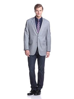 Samuelsohn Men's Sport Coat (Blue)