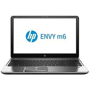 HP ENVY m6-1213tx 15.6-inch Laptop (Natural Silver)