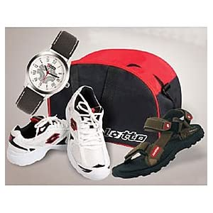 Lotto Combo Lotto Bag Lotto Wrist Watch Lotto Shoes Lotto Floaters