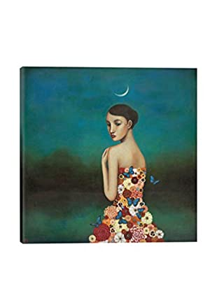 Duy Huynh Reflective Nature Canvas Print