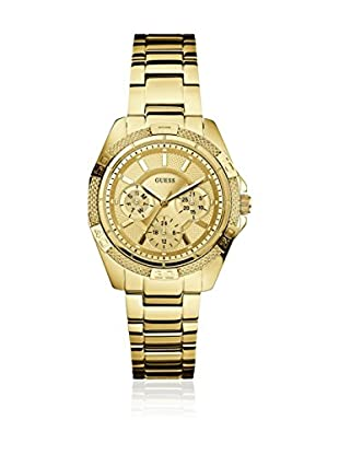 Guess Reloj de cuarzo Woman Mini Phantom Dorado 37 mm