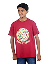 BLISSS Men's T-Shirt - Modern_Art_Ganeshxl