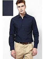 Blue Formal Shirt Peter England