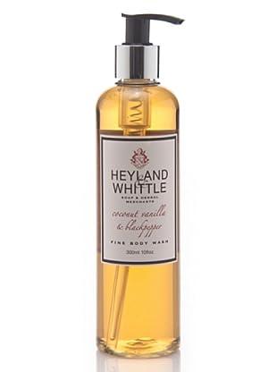 Heyland&Whittle Gel de Ducha Coco Vainilla y Pimienta Negra 300 ml