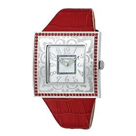 Paris Hilton ビックスクエアコレクション 138433799 レッド・パール レディース