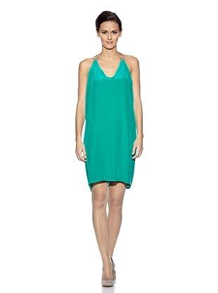 Ella Luna Vestido Termo (Verde)