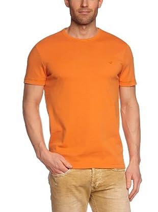 Mustang Camiseta Tod (Naranja)