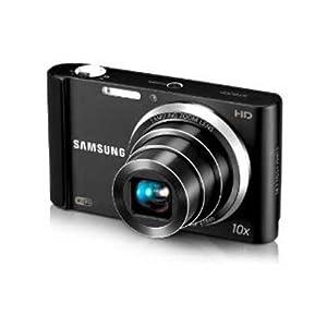 Samsung ST200F 16.4 MP Wi-Fi Camera-Black