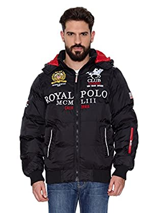 Geographical Norway Abrigo Corto Avalanche Men 1 (Ex Alabama Mat) (Negro)