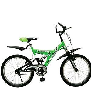 Avon Rowdy Plus Bicycle (Double Shock), Green & Black
