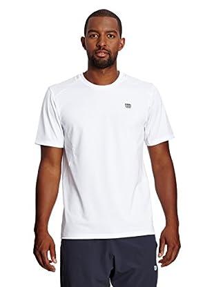 Wilson T-Shirt M Great Get Crew Wh