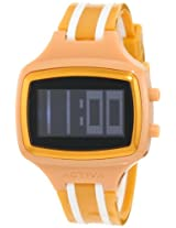 Activa Watches, Digital Mustard & White Plastic, Model AA401-020