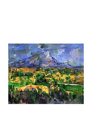 LegendArte  Wandbild Mont Sainte-Victoire von Paul Cezanne