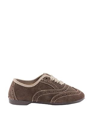 Liberitae Zapatos Deportivos Picado Vega (Tabaco)
