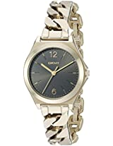 DKNY Analog Black Dial Women's Watch - NY2425