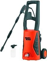 Black & Decker PW1570 120-Bar Pressure Washer (Orange and Black)