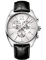 Calvin Klein Ck Exchange Chronograph Mens Watch K2F27120