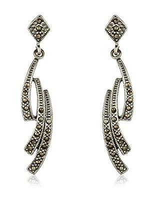 Silver One Ohrringe  Sterling-Silber 925