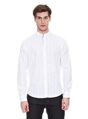 Springfield Camisa Sport N1 Dobby Mao Stripe