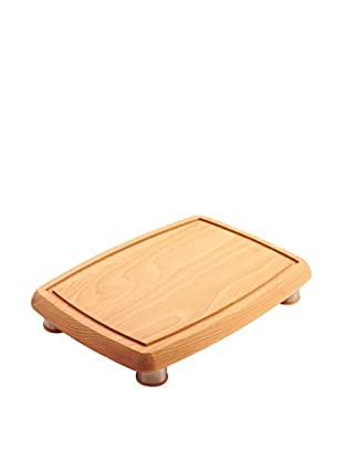 Pepper Style by Bisetti Rectangular Footed Cutting Board