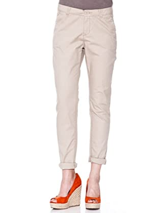 Esprit Pantalon Chino (Crudo)