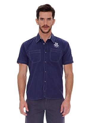 REXTON Camisa  Takua Thung (Marino)