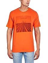 CAT Men's Cotton T-Shirt
