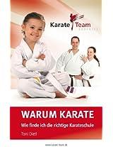 Wie finde ich die richtige Karateschule