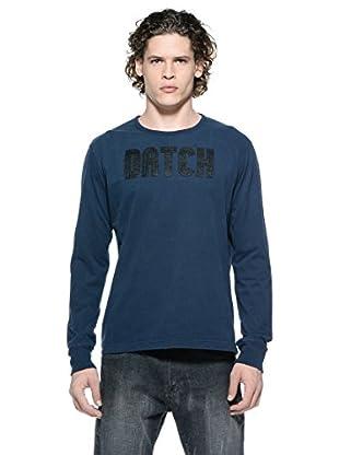 Datch Camiseta Manga Larga (Azul)