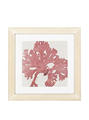 Surya Coral Leaf Pressed Wall Décor, Multi, 24