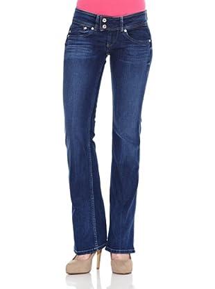 Pepe Jeans London Pantalón Vaquero Pimlico (Azul Denim)